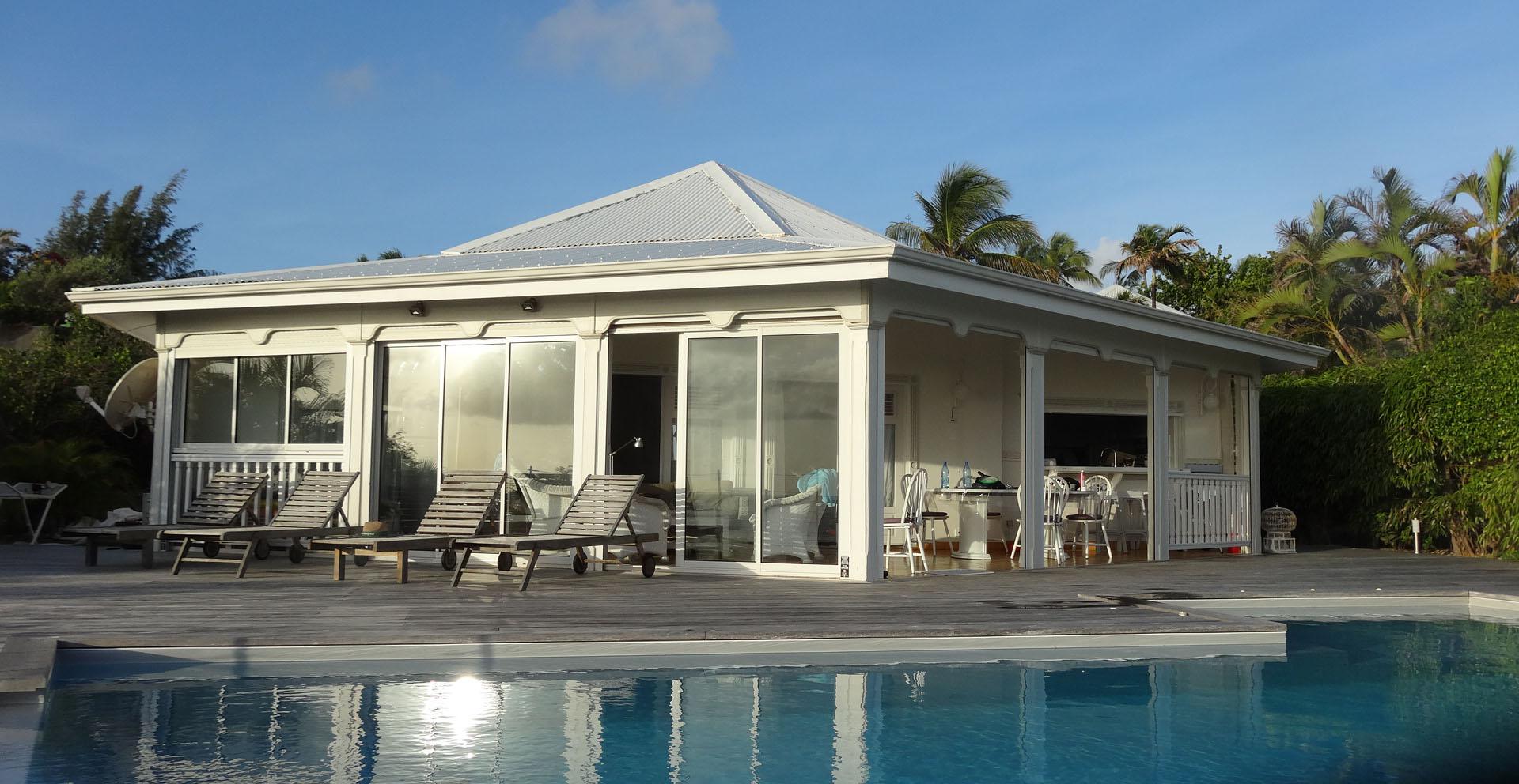 Charmante villa au style colonial